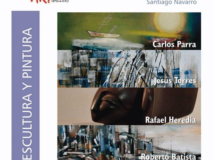 CONFÍN con Lanzarote Art Gallery en la Colectiva Infinito (2)