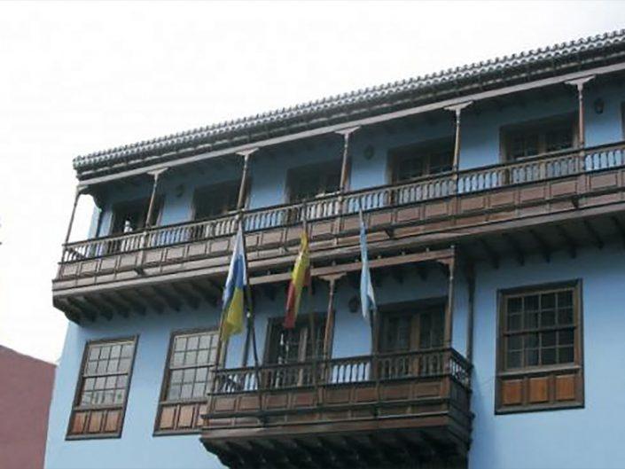Casa de La Cultura Los Realejos