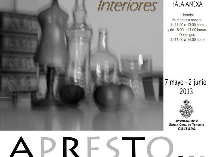 INTERIORES. Centro de Arte La Recova. Santa Cruz, Tenerife