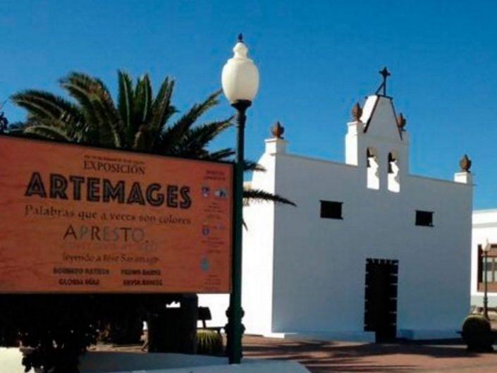 PASSAROLA. Sala de Arte Ermita San Antonio. Tías, Lanzarote
