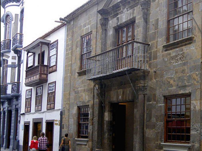 SILENCIO. Palacio Salazar. Santa Cruz, La Palma