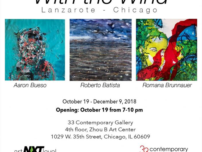 With the Wind. 33 Contemporary Gallery