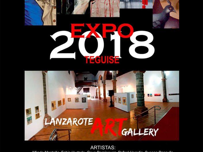 Resxistencia, 2017. Santo Domingo Art Center, Teguise, Lanzarote