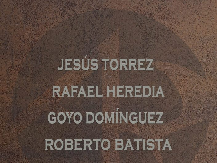 Resxistencia, 2018. The Aljibe, Haría, Lanzarote