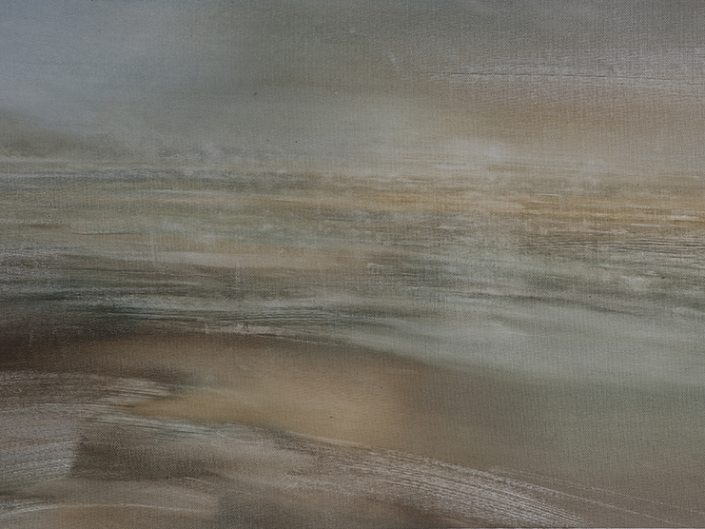 Sin título, 2019. Óleo sobre lienzo, 36x65cm