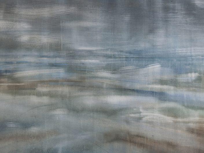 Sin título, 2019. Óleo sobre lienzo, 71x135cm